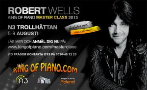 Kingofpiano Master Class på N3